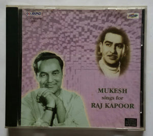 Mukesh Sings for Rag Kapoor