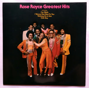 "Rose Royce Greatest Hits "" Produced By Norman Whitfield """
