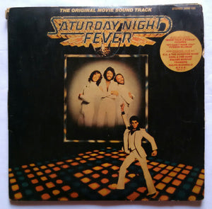 "Saturday Night Fever "" Bee Gees "" The Original Movie Soundtrack"