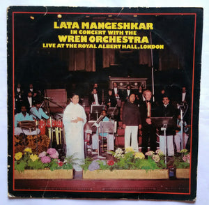 "Lata Mangeshkar In Concert With The Wren Orchestra "" Live At The Royal Albert Hall, London."