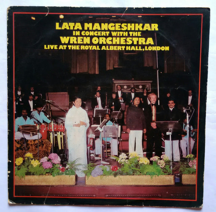 Lata Mangeshkar In Concert With The Wren Orchestra