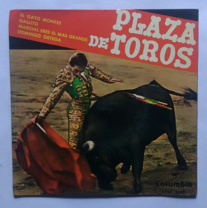 Plaza De Toros ( Mini LP , 33/ RPM )