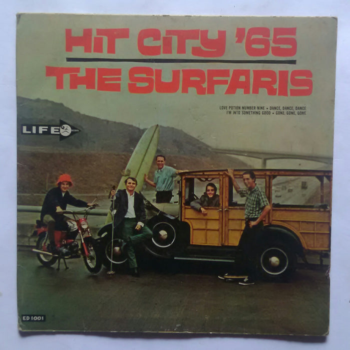 The City '65 - The Surfaris ( Mini LP ,  33/ RPM )