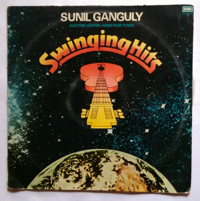 Sunil Ganguly - Electric Guitar. Hindi Film Tunes ( Swinging Hits )