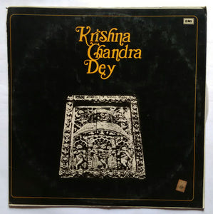 "Krishna Chandra Dey "" Bengali Devotional songs """