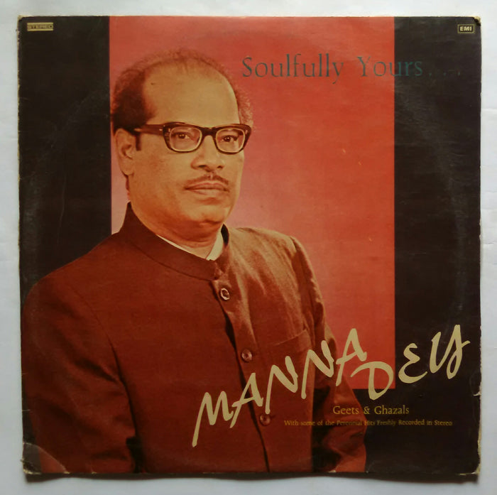 Soulfully Yours - Manna Dey