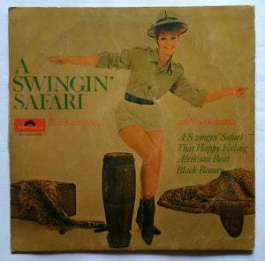 A Swingin ' Safari - Beri Kaempferi and his Orchestra