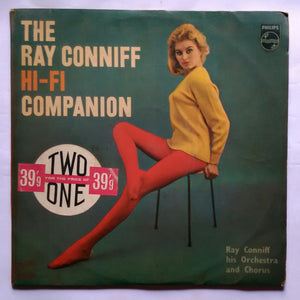 "Ray Conniff His Orchestra and Chorud "" 2 Record Set """