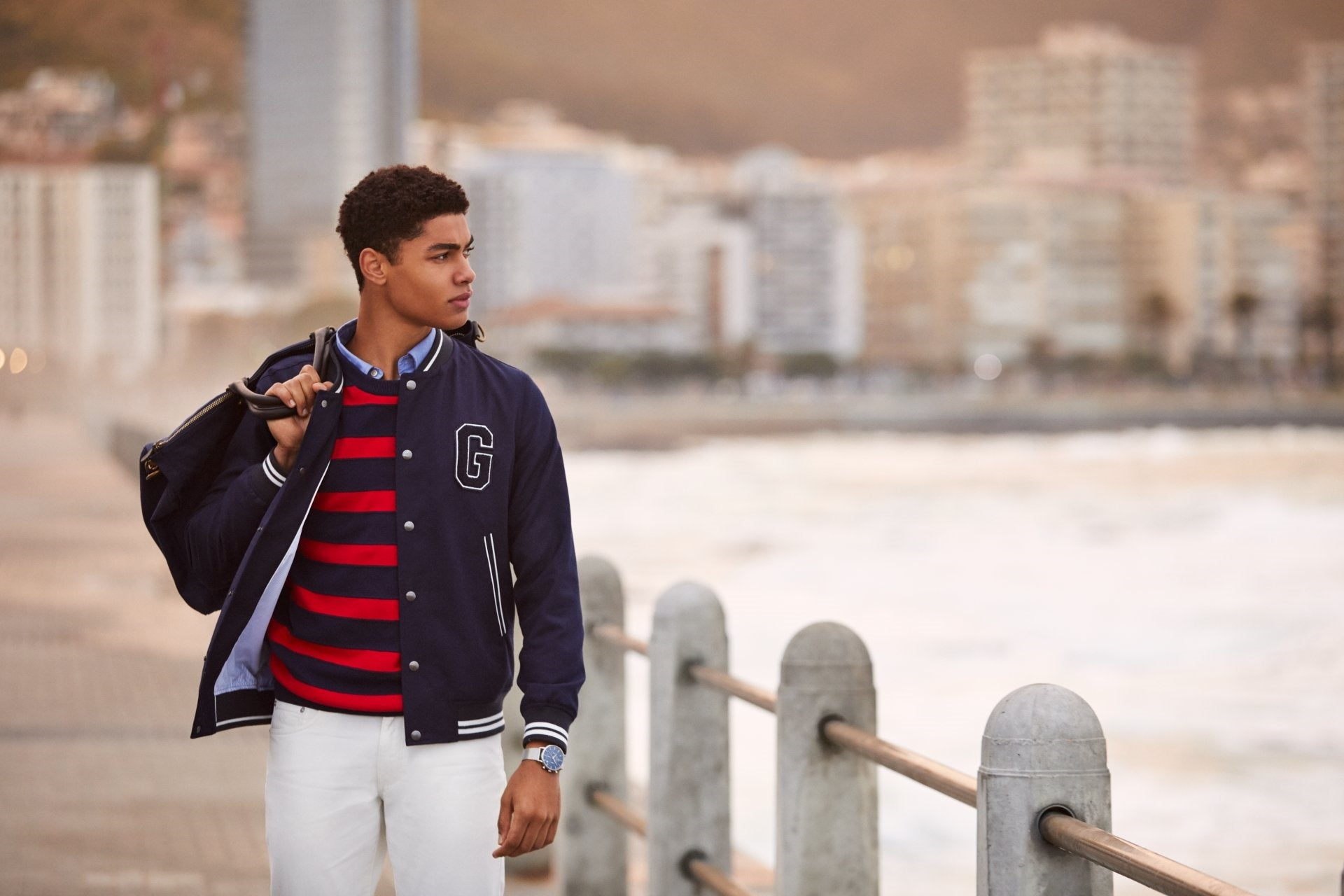 For the love of Varsity Jackets!