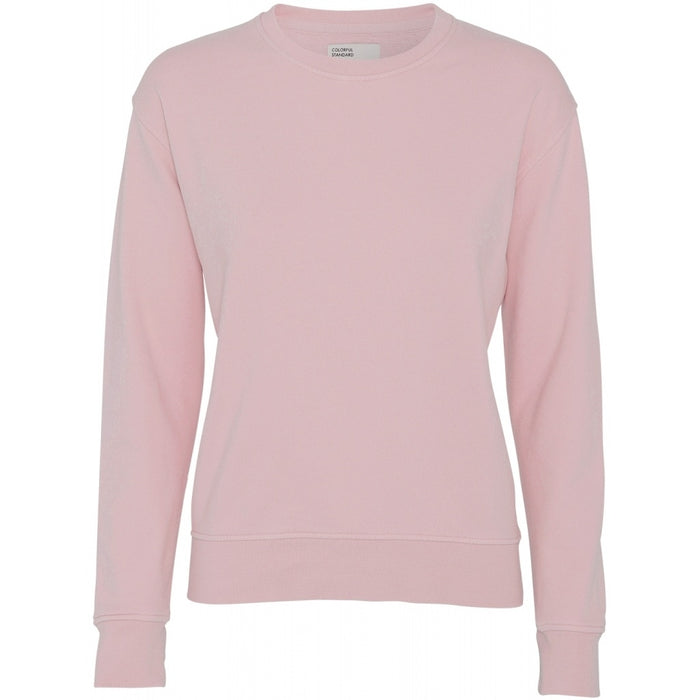 Colorful Standard - Sweatshirt - Faded Pink