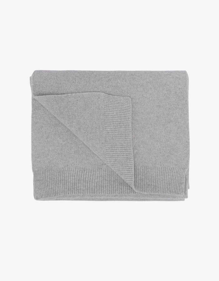 Colorful Standard - Merino Wool Scarf - Heather Grey
