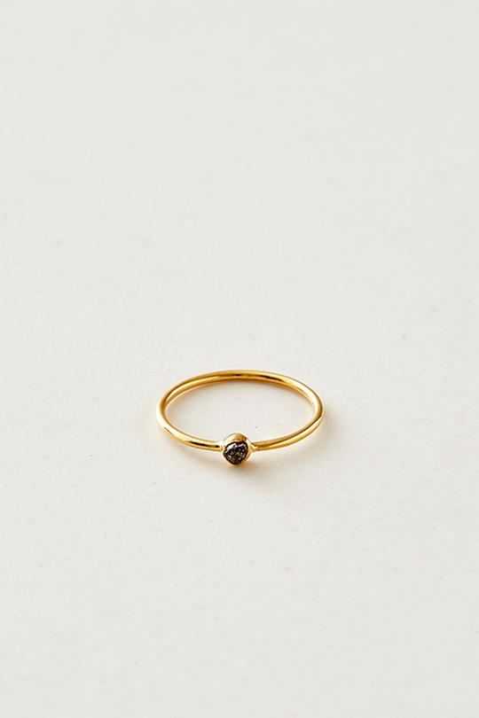 Studio Loma - Ava ring - Sort