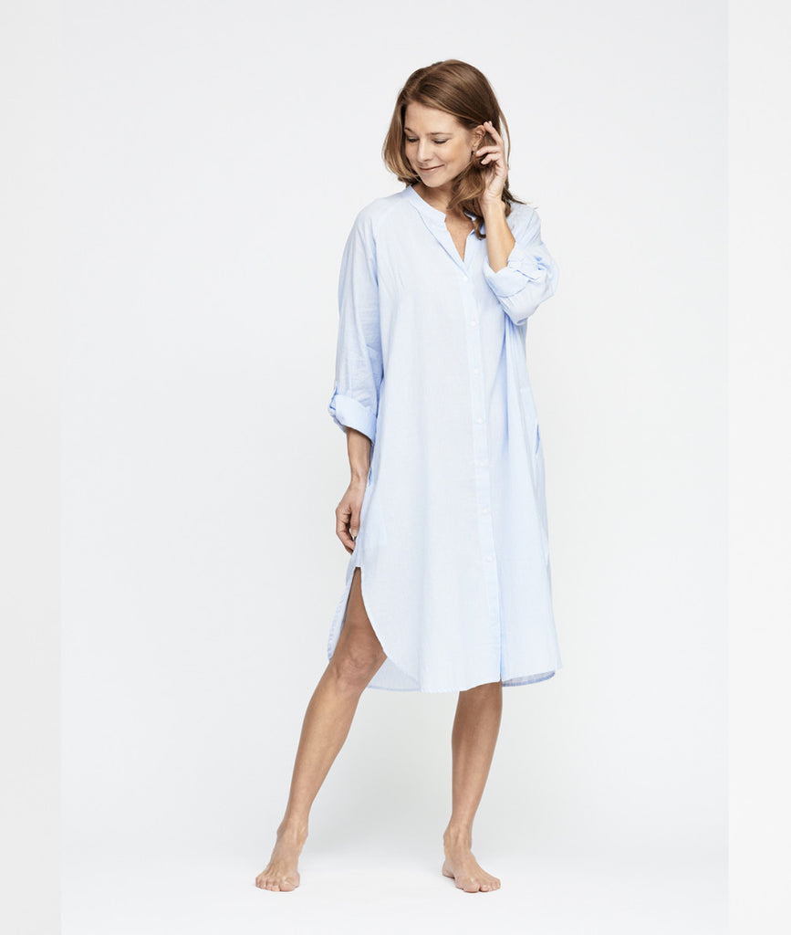 Moshi Moshi Mind - Remain Shirtdress - Stripe