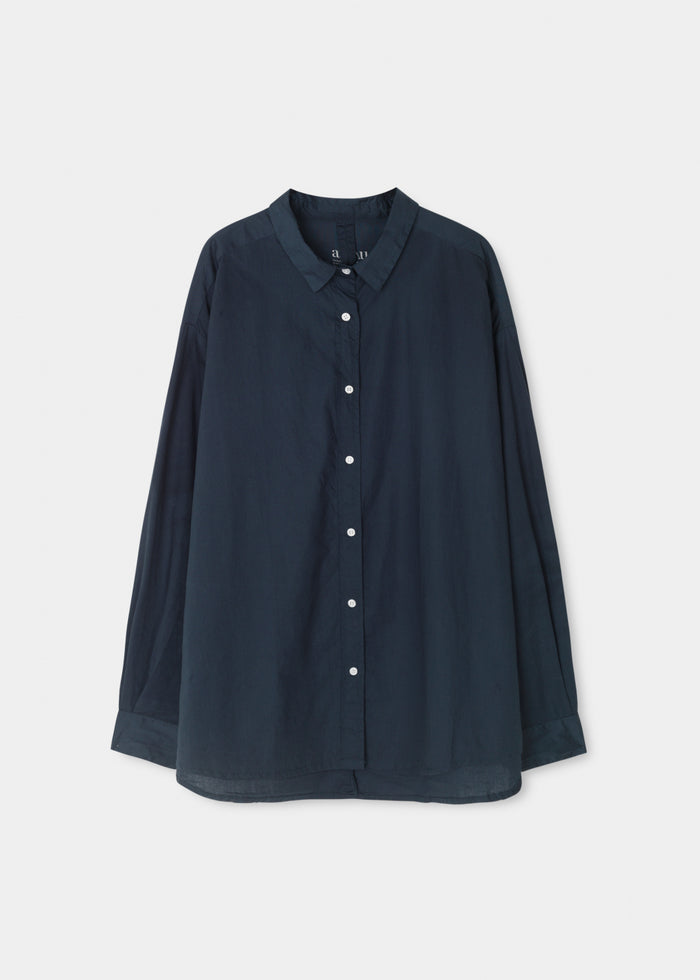 Aiayu - Shirt - Navy
