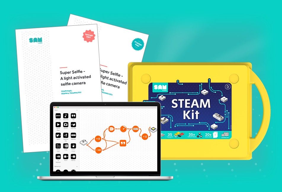 SAM Labs - Bringing steam and coding to life in your classroom!