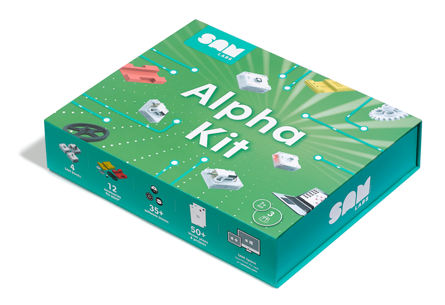 STEAM Course Alpha Kit - Sam Labs 2017 - SAM Labs