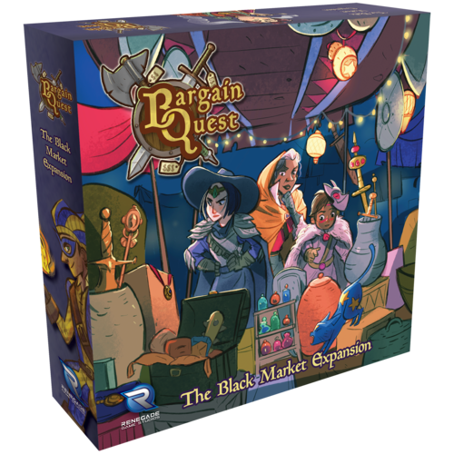 Bargain Quest - Black Market Expansion