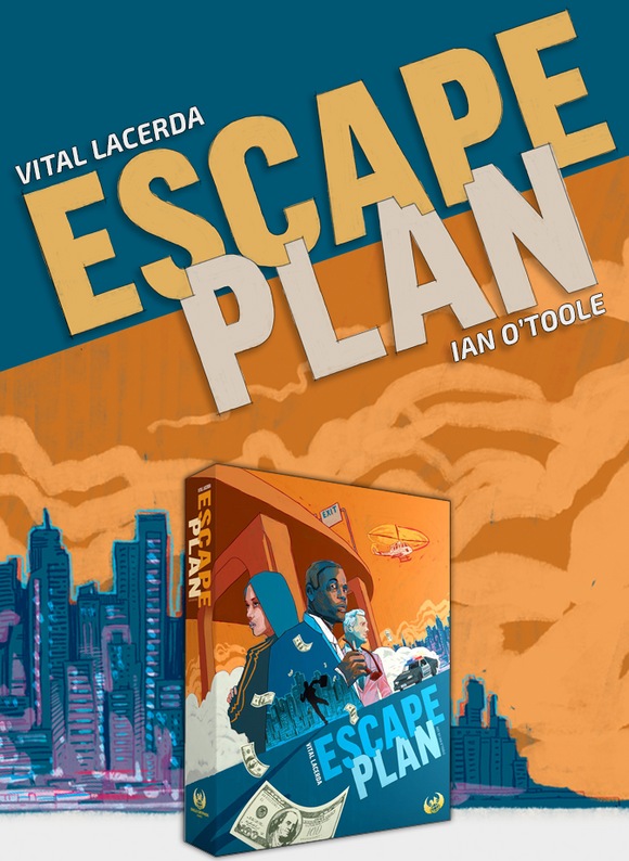Escape Plan (including KS exclusive Upgrade Pack)