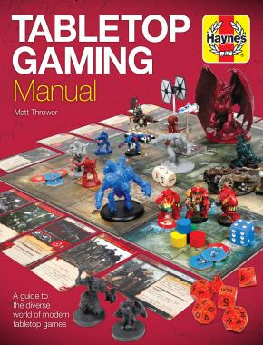 Tabletop Gaming Manual Hardback (minor ding to one corner)