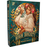 High Society - Reiner Knizia's classic auction game