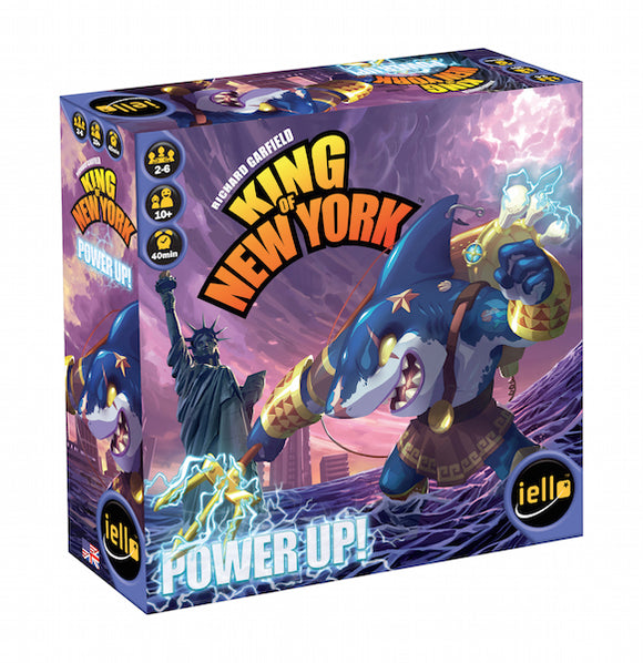 King of New York: Power-Up Expansion