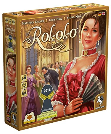 Rococo / Rokoko: Out of Print and Rare - some edge damage to box