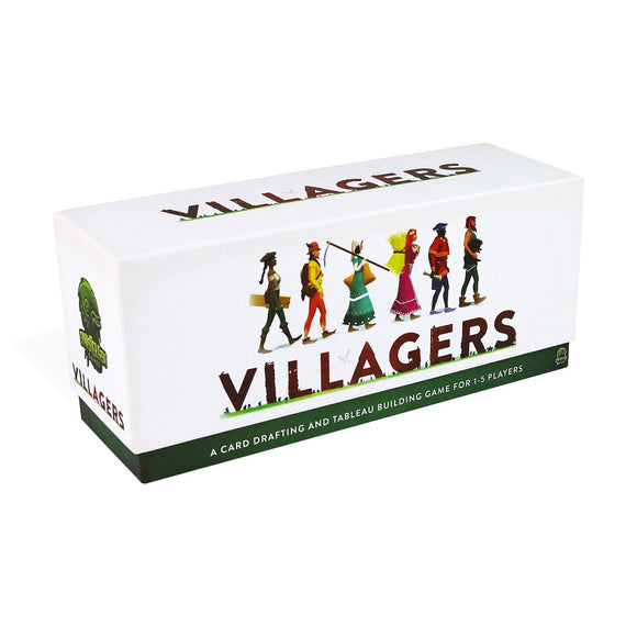 Villagers - Kickstarter bundle incl. expansion pack