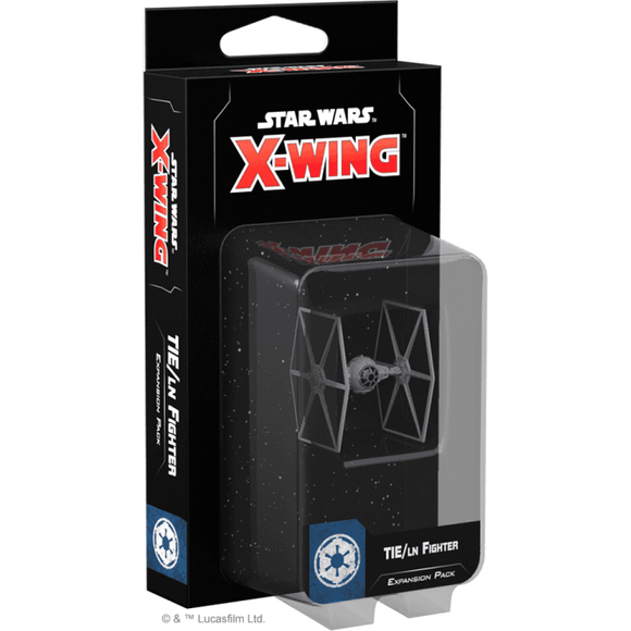 Star Wars X-Wing: TIE/ln Fighter Expansion Pack (Second Edition)