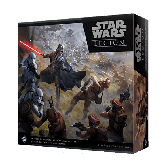 Star Wars: Legion (Fantasy Flight Games)
