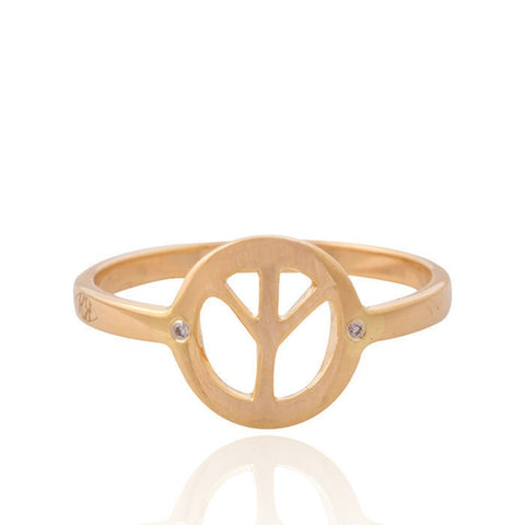 Ring Sparkling Peace