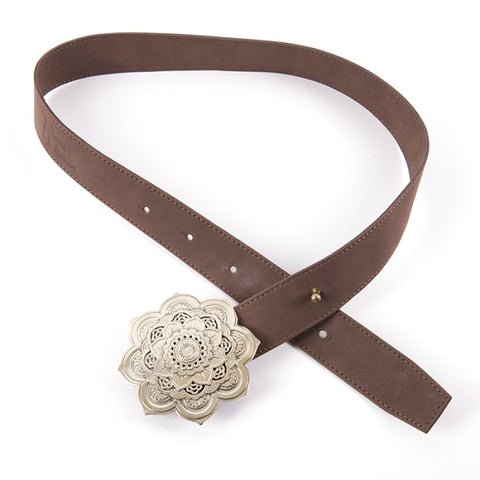 Belt Fougère Dark brown