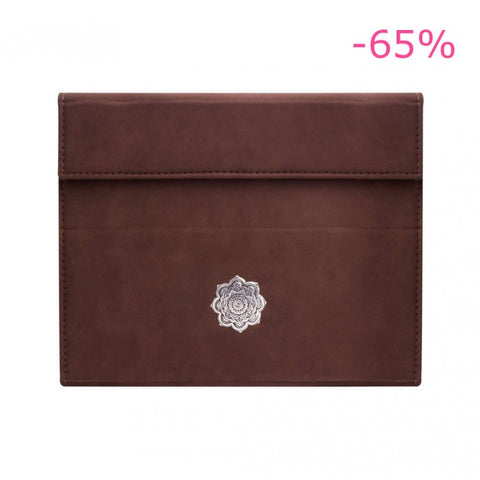Ipad 2 & iPad 4 case Futaie Dark brown
