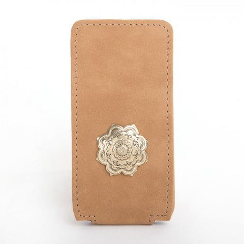 iPhone 6 case Rossignol Light brown