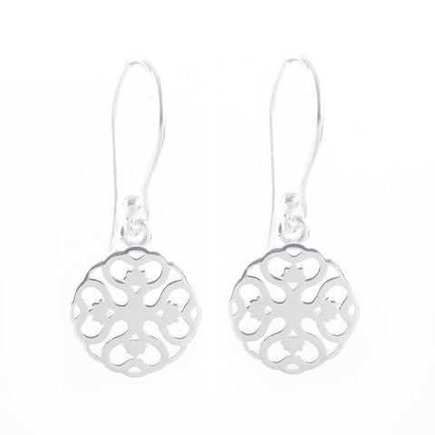 Earrings Simplicity Mandala