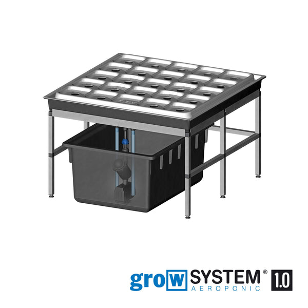 Growtool growSYSTEM aeroponic 1.0  0
