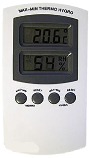 TH Thermo / Hygrometer Digital 0