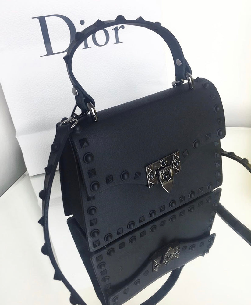 ELIYAH BAG - BAE$IC MATTE BLACK