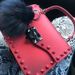 ELIYAH BAG - RAVISH RED