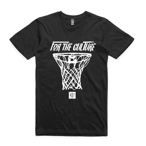 For The Culture - Black Tee