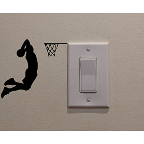 Light Switch Vinyl Sticker