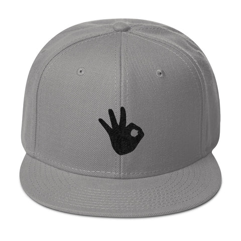 SPLASH! Snapback - Grey