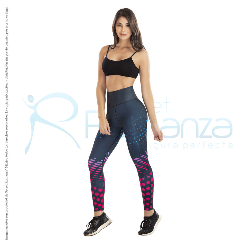 Mod. 7019E Leggins Up estampado
