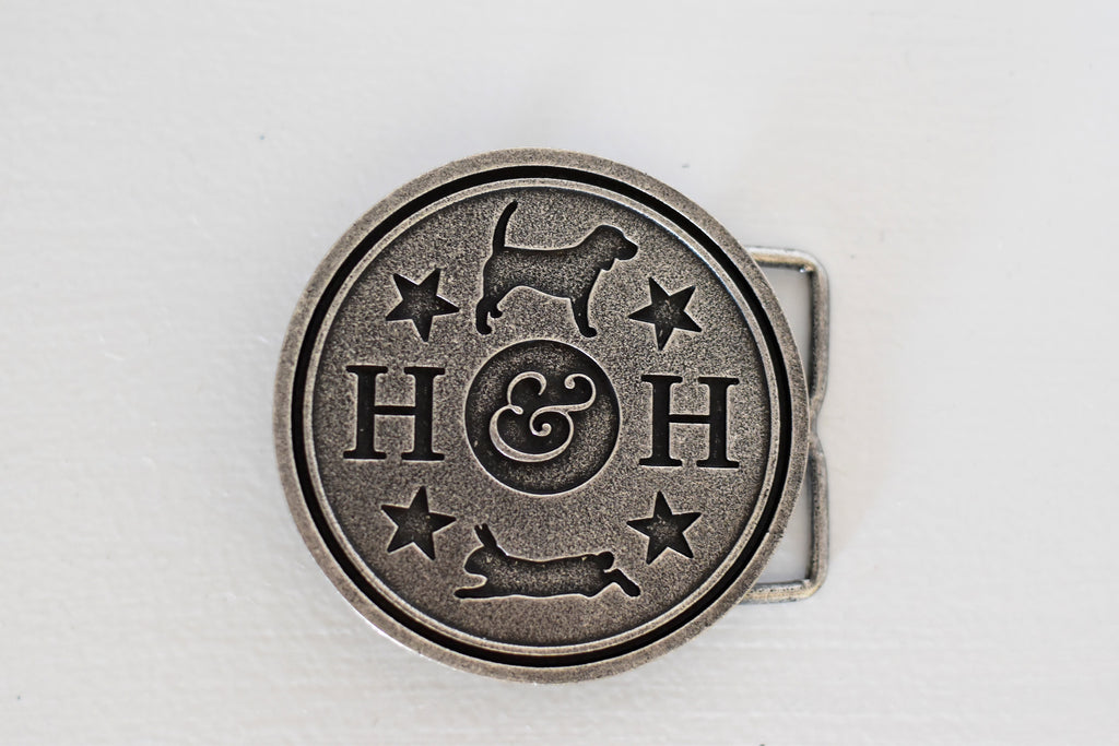 Hound & Hare Signature Buckle