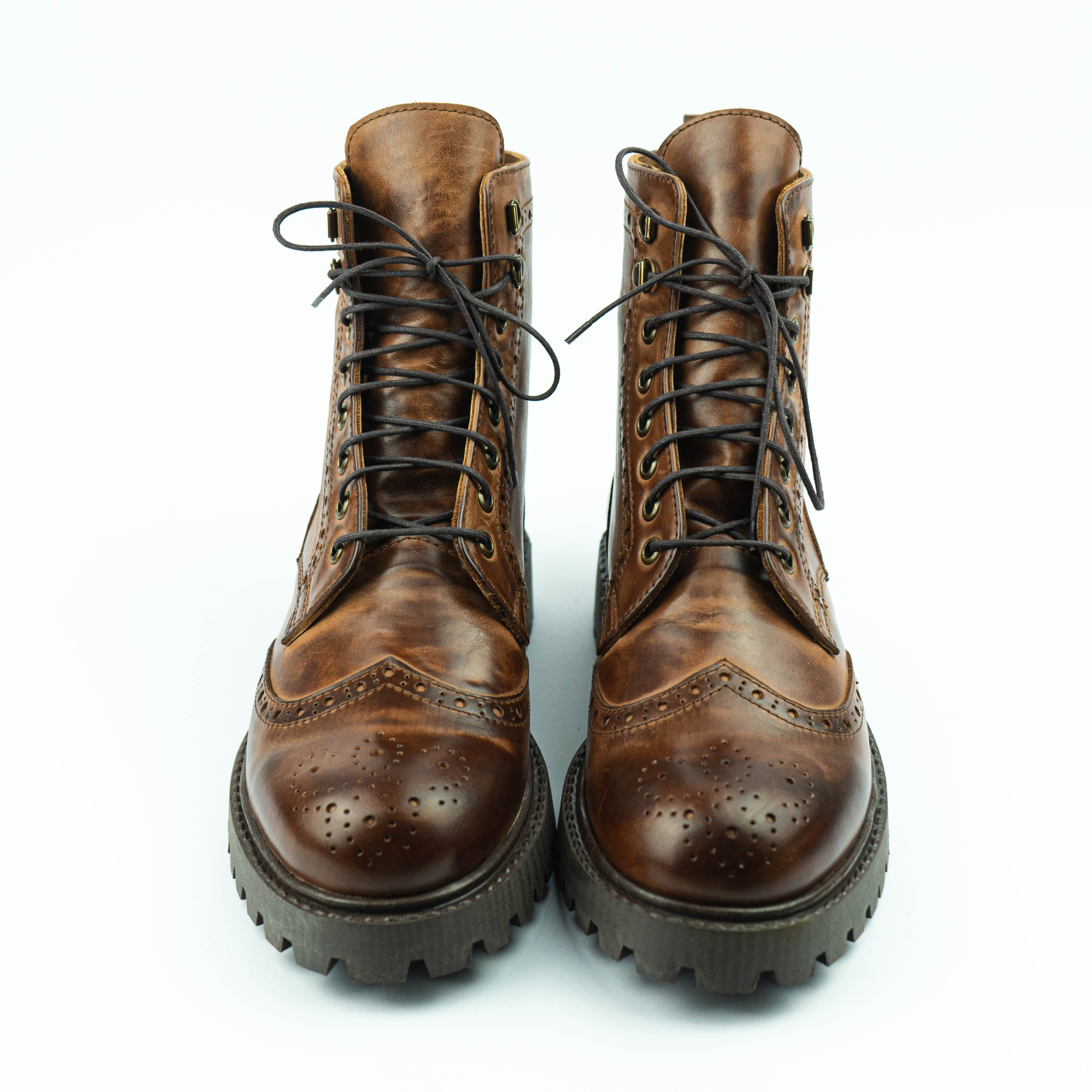 The Brogue Boots