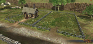 Tax-Free Player-Owned Town Lot Deed (Village-Sized)