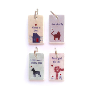 Keyrings English FRIENDS AND FAMILY