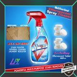 BUY 1 T AKE 1  - Multifunctional Spray Cleaner Set (w/ 10pcs Tablets)