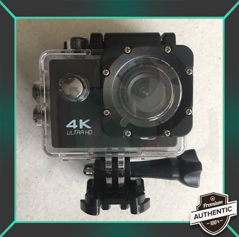 1080P MINI / FULL 4K ULTRA HD SPORTS ACTION CAMERA