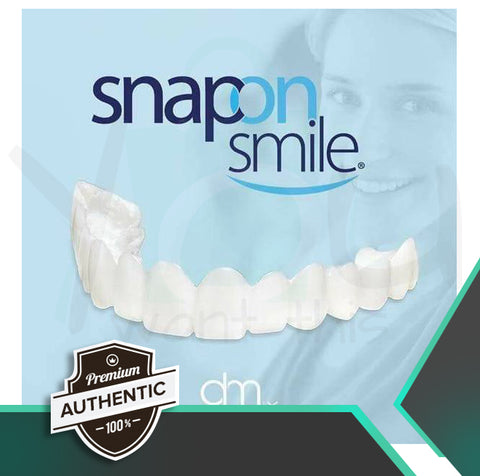 SNAP ON PERFECT SMILE
