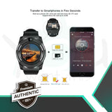SMARTWATCH V8 Circular Touch Screen
